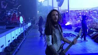 Serenity of Summer Tour with Korn, Stonesour, BabyMetal, and Yelawolf - On Tour w/ Islander Vlog