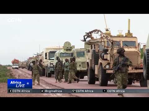 Somalia Amisom Exit  :Gov't remains confident despite troops exit