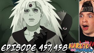 ZETSU BETRAYS MADARA - KAGUYA RETURNS?!   Naruto Shippuden Reaction Episode 457, 458