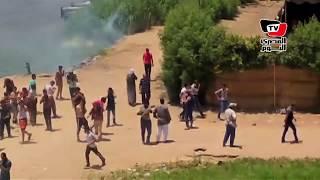 مصر.. اشتباكات عنيفة بين الشرطة وأهالي جزيرة الوراق جنوب غرب القاهرة