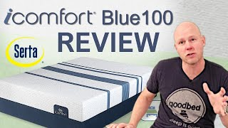 Serta iComfort Blue 100CT Mattress Review