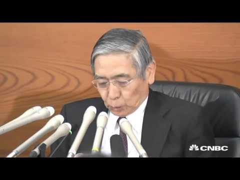 10-year Japanese Bond Dropped Into Negative Territory - 9 Feb 16  | Gazunda