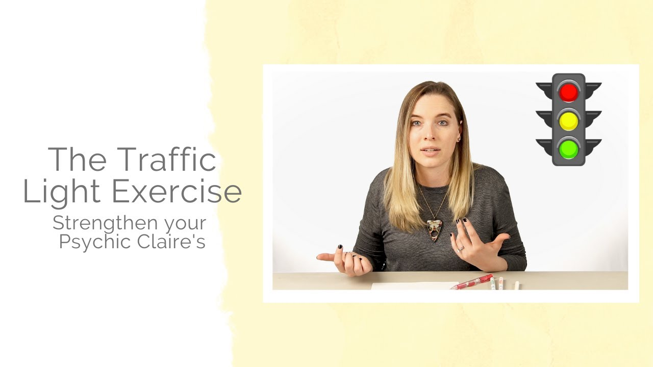 How to Strengthen your Claire's with the Traffic Light Exercise