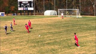 Carlos Gutierrez Soccer Recruiting Video | Fall 2013 | USSDA Academy Highlights (w/ Music)