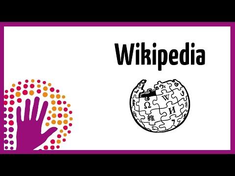 How Wikipedia contributes to free knowledge