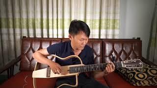 Sương Trắng Miền Quê Ngoại guitar solo [Mitxi Tòng]