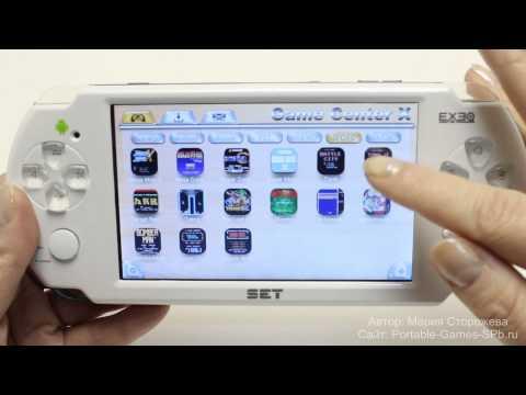 Exeq SET - обзор игровой приставки