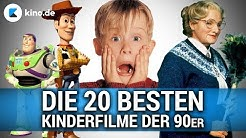 Die 20 besten Kinderfilme der 90er
