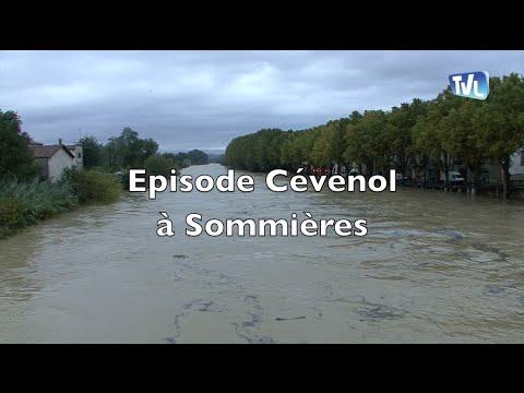Episode Cévenol à Sommières