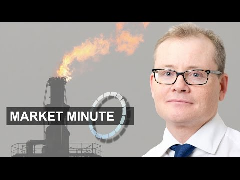 Market Minute -- oil and gas lead the way
