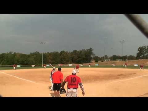 2012 USSSA - Arkansas Major Championship - Scene vs Buzini part A