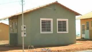 Jornal TV Sul • Entrega de casas na Cohab IV em Guaranésia