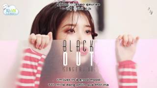 [vietsub + lyrics engsub] black out - iu(아이유)