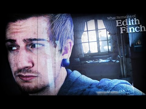 WHAT HAPPENED HERE!? || What Remains Of Edith Finch (Part 1)