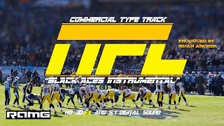 "Commercial Type Track - NFL - ""Black Aces Instrumental"" - Produced by Rijan Archer"