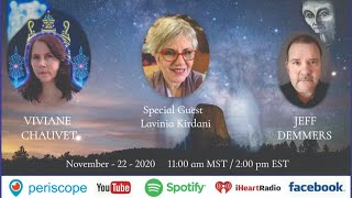 The Infinite Star Connections - Ep.11 -  Pn'ti Illustrator & Futurist Lavinia Kirdani