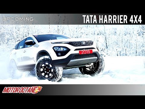 Tata Harrier 4x4 Coming? | Hindi | MotorOctane