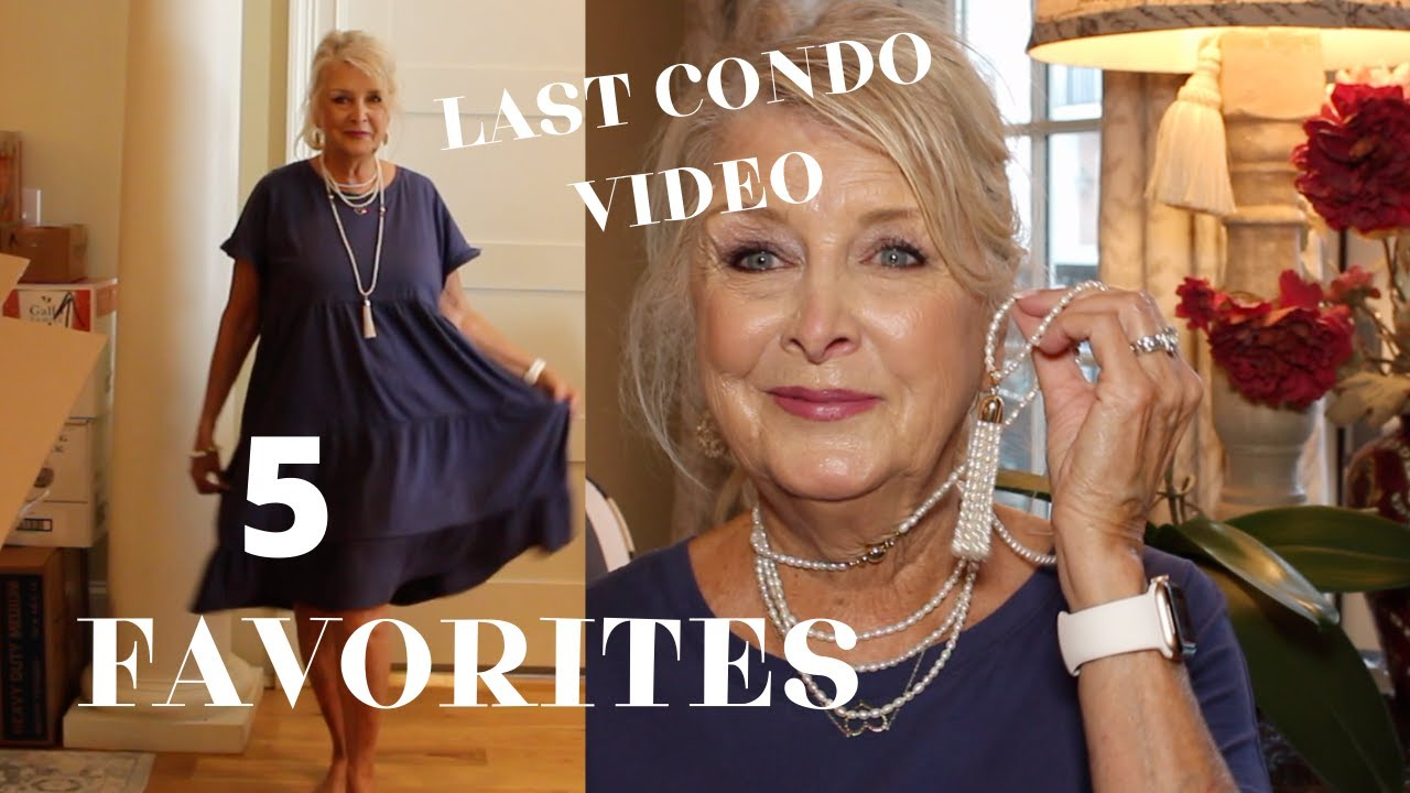 FIVE of MY CURRENT FAVORITES (1 FAIL) ~ 2 STORIES - YES 2 !!~and A Cute Dress - OVER  70  🌷