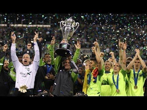 2010 Lamar Hunt Open Cup Final - Seattle Sounders FC Vs. Columbus Crew: Highlights - Oct. 5, 2010