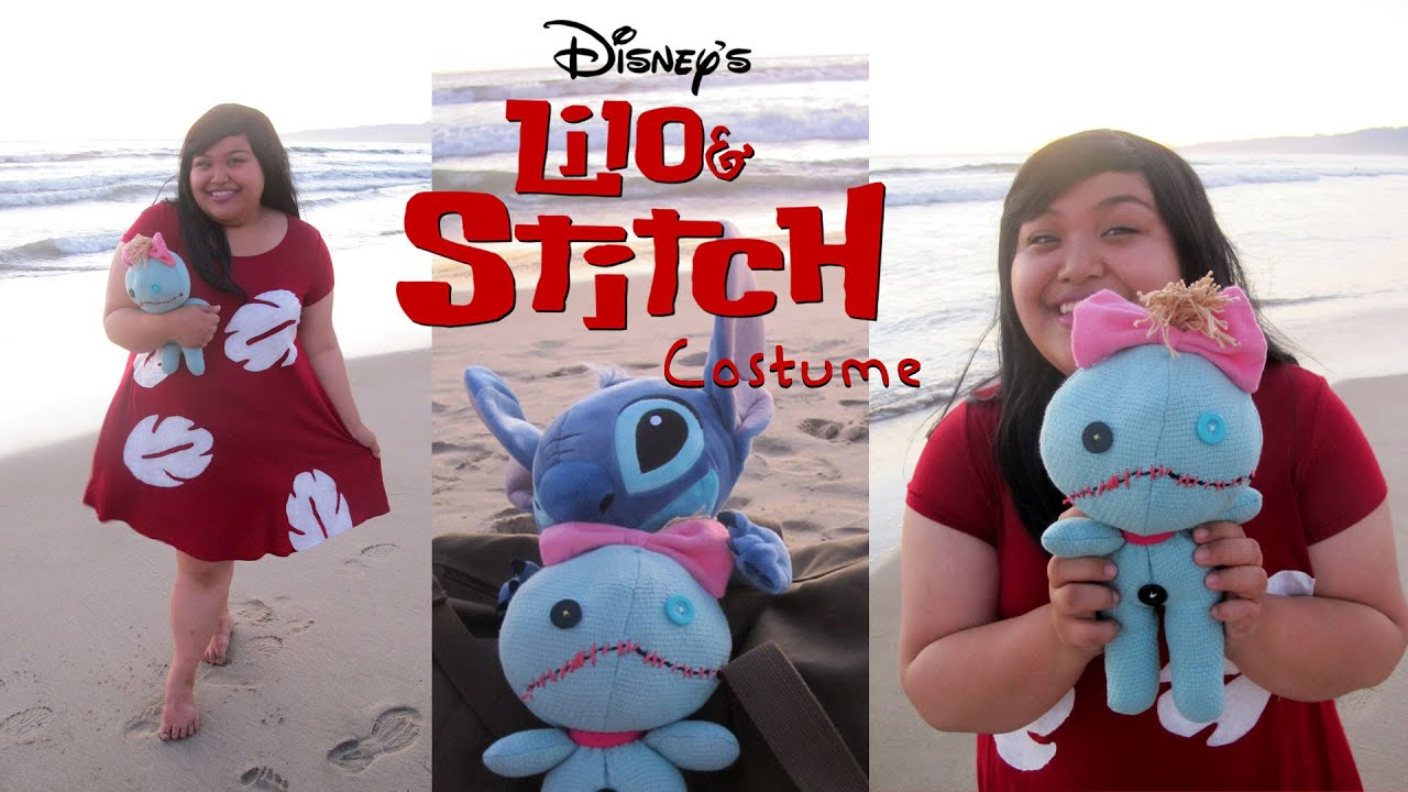 Whatdaymade Collab With Fidm Fashion Club Lilo Stitch Costume Youtube