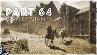 The Dishonorable Adventures of Arthur Morgan Part 64 - Red Dead Redemption 2 Walkthrough