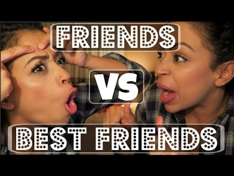 Thumbnail: FRIENDS VS. BEST FRIENDS!! | Lizzza