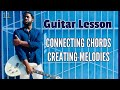 [R&B Guitar Exercise] Connecting Chords and Creating Melodies
