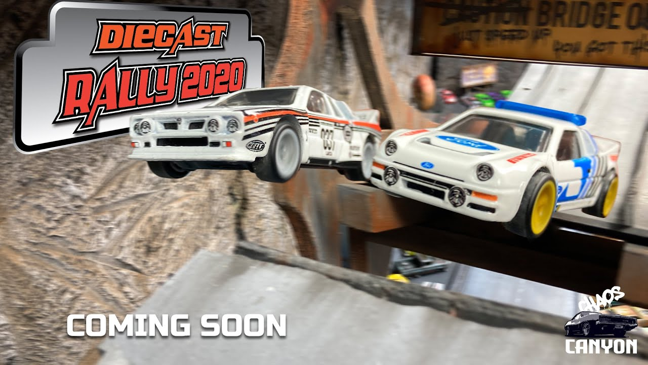Rally 2020 | Teaser | Diecast Rally Racing