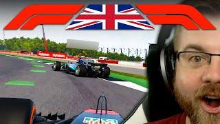 Chris vs. Dhalu | Großbritannien 2/2 🎮 F1 2017 S2 #20