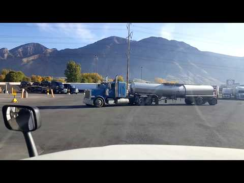 BigRigTravels LIVE! Springville to Lehi, Utah Interstate 15 North-Oct. 19, 2017