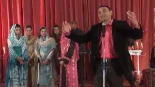 "Tu Jalali Khuda by Anil Samuel  , New Hindi Urdu Masihi Geet 2013  "" HD """