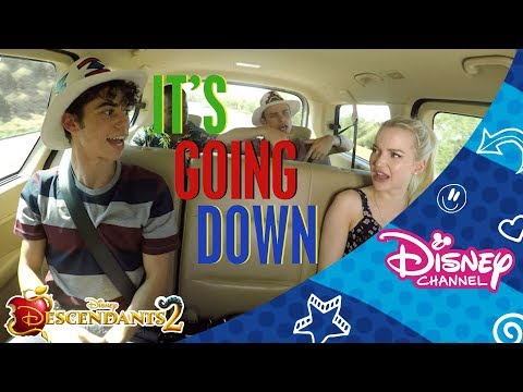 Descendants 2 | It's Going Down | South Africa Tour 🇿🇦  | Official Disney Channel Africa