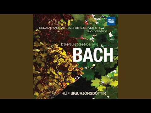 Sonata No. 3 For Solo Violin In C Major, BWV 1005: III. Largo