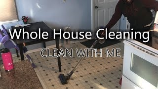 Whole House Tidy Up | Weekly Cleaning Routine | CLEAN WITH ME