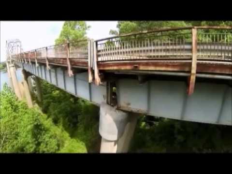Ledbetter Bridge Collapse Paducah, KY June 2014
