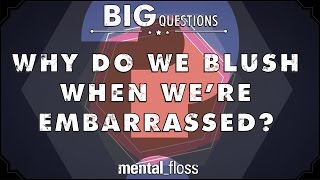 Why Do We Blush When We're Embarrassed?  - Big Questions - (Ep. 35)