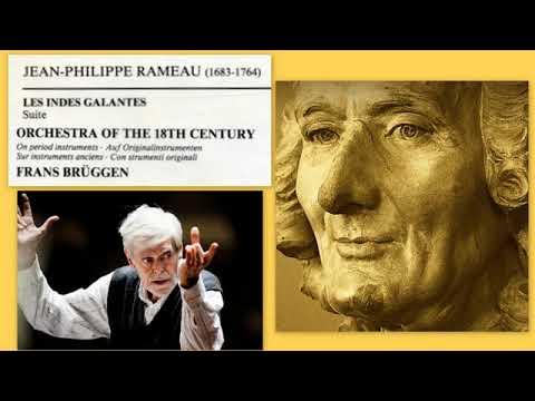 Jean Philippe Rameau: 'Les Indes Galantes' Suite (excerpt)
