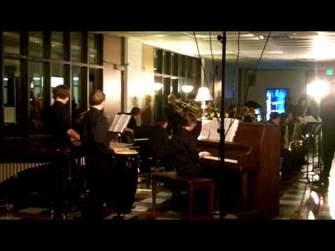 EJHS 7th Grade Jazz Band -- Rock the House -- 12/10/11