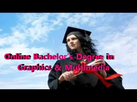 Online Bachelor's Degree in Graphics & Multimedia| Best Online Degree Programme & Begining Salary