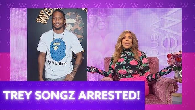 Trey Songz Arrested!