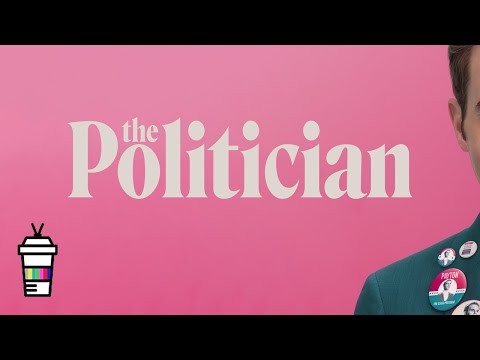 Netflix's The Politician - Intro Title Sequence