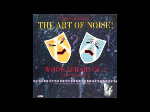Tributo Art of Noise session