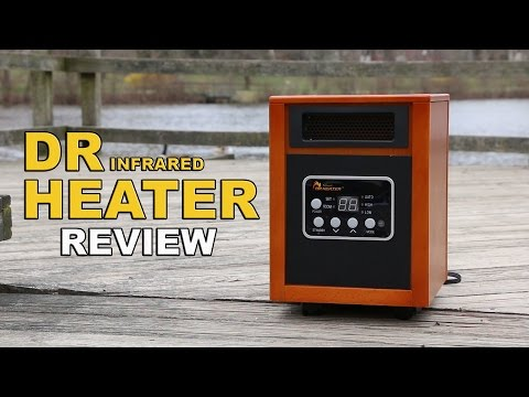 Dr Heater Review (dr-968) electric heater from amazon 1500 watt