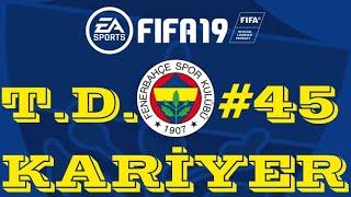 BU TAKIM OLMUŞ ARTIK ! FIFA 19 KARİYER MODU #45