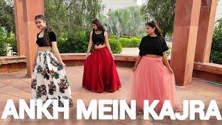 AANKH MEIN KAJRA🖤  Maine payal hai chankai   Urvashi kiran sharma  Manvi Thakur Choreography ......