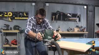 Trabajos con la fresadora (BricocrackTV)