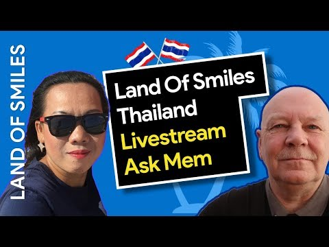 Thailand Livestream Best Things to do in Thailand From A Thai