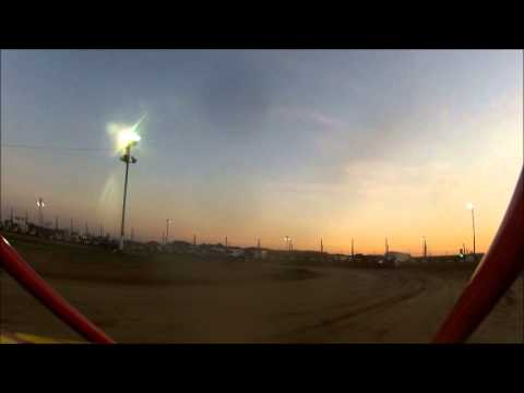 Miami County Speedway Aarons Lucky Dog Senior A-Main