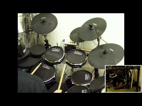Sixpence None The Richer  There She Goes Drum   Franki Bio