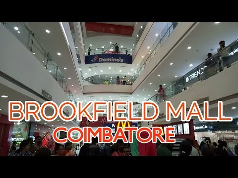 Brookfield mall Coimbatore